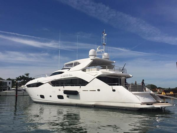 Used Sunseeker 115 Sport Yacht Mega Yacht For Sale