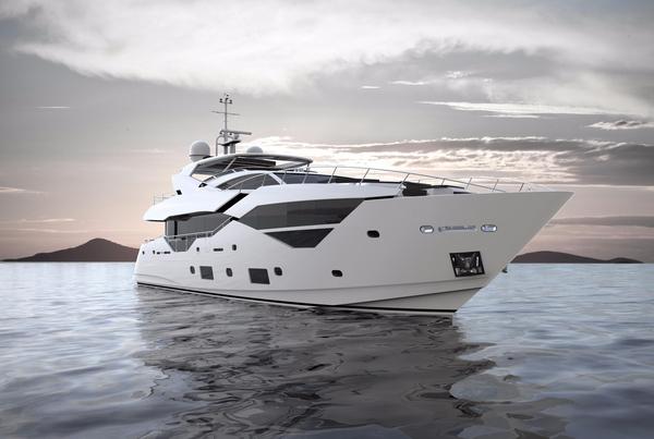 New Sunseeker 116 Yacht Mega Yacht For Sale