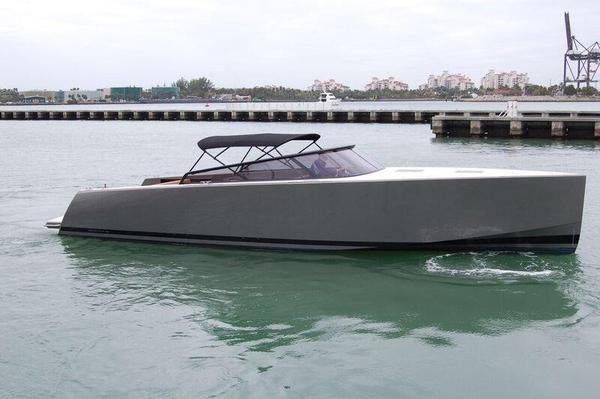 Used Vandutch 40 Cruiser Boat For Sale