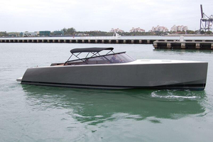 Used Vandutch 40 Cruiser Boat For Sale