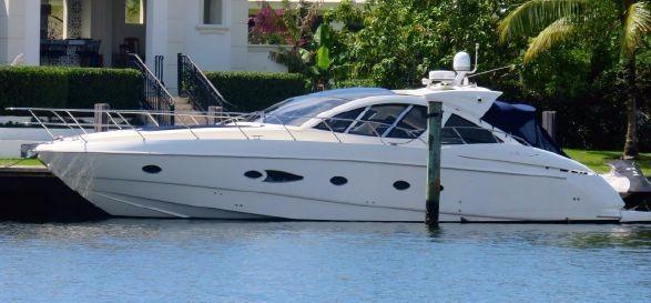 Used Azimut Atlantis 54 Cruiser Boat For Sale