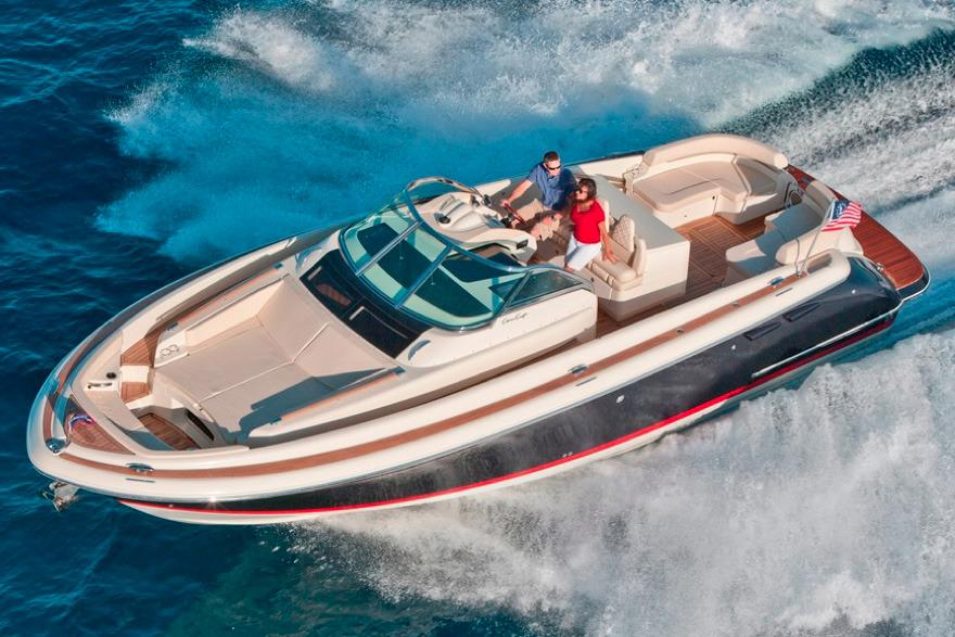 2015 used chris craft launch 36launch 36 cruiser boat for for Used chris craft launch for sale