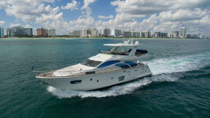 Used Azimut 75 Flybridge Boat For Sale