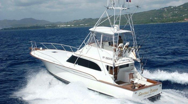 Used Buddy Davis 47 Sportfish47 Sportfish Sports Fishing Boat For Sale