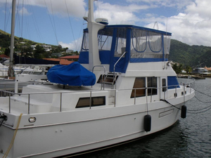Used Ocean Alexander 4LHA-STP Motor Yacht For Sale