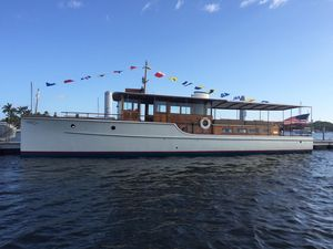 Used Consolidated Speedway commuterSpeedway commuter Antique and Classic Boat For Sale