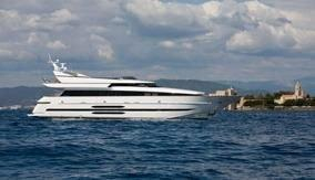 Used Cantieri Di Pisa Akhir 16V 2000 M93 Motor Yacht For Sale