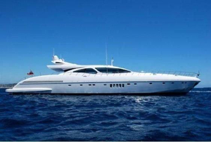 Used Mangusta 130 Mangusta Motor Yacht For Sale