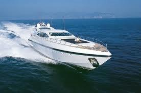 Used Mangusta Overmarine 108 Motor Yacht For Sale