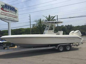 New Blackwood 27 Center Console Fishing Boat For Sale