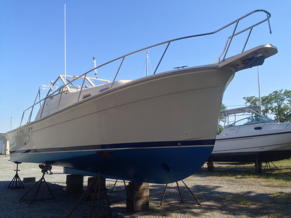 Used Mainship Pilot II Cruiser Boat For Sale