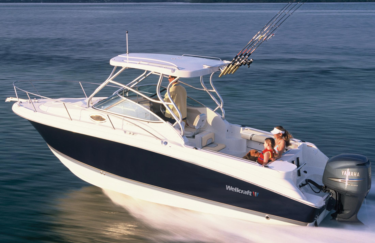 2016 new wellcraft 252 coastal walkaround fishing boat for for New fishing boats for sale
