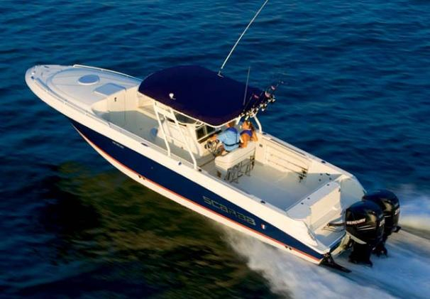 2016 new wellcraft 35 scarab offshore sport saltwater for Tuna fishing boats for sale