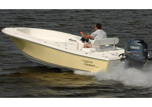 New Pioneer 186 Cape Island186 Cape Island Runabout Boat For Sale