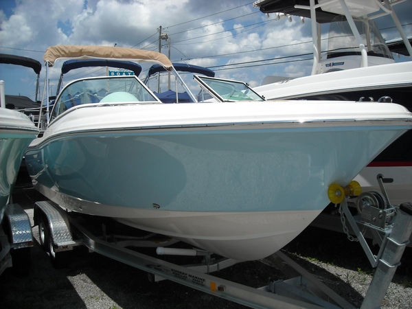 New Pioneer 197 Venture Runabout Boat For Sale