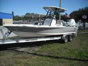 New Avenger 26 Bay Boat For Sale