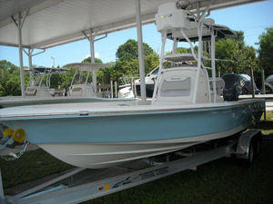 New Avenger 26 Bay Boat For Sale