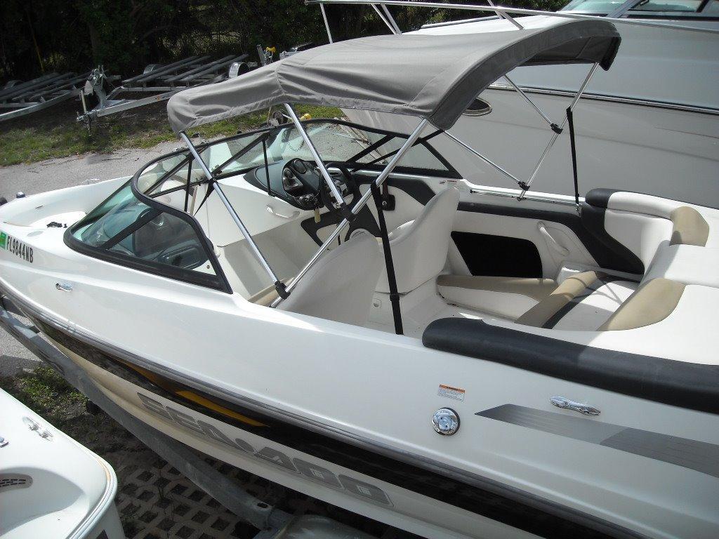 2005 Used Sea Doo Utopia 205 Jet Boat For Sale 9 995