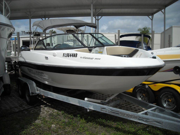 Used Sea Doo Utopia 205 Jet Boat For Sale