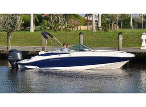 New Southwind 2400 SD Deck Boat For Sale
