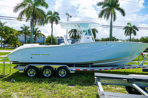 New Cape Horn 32 Center Console Saltwater Fishing Boat For Sale