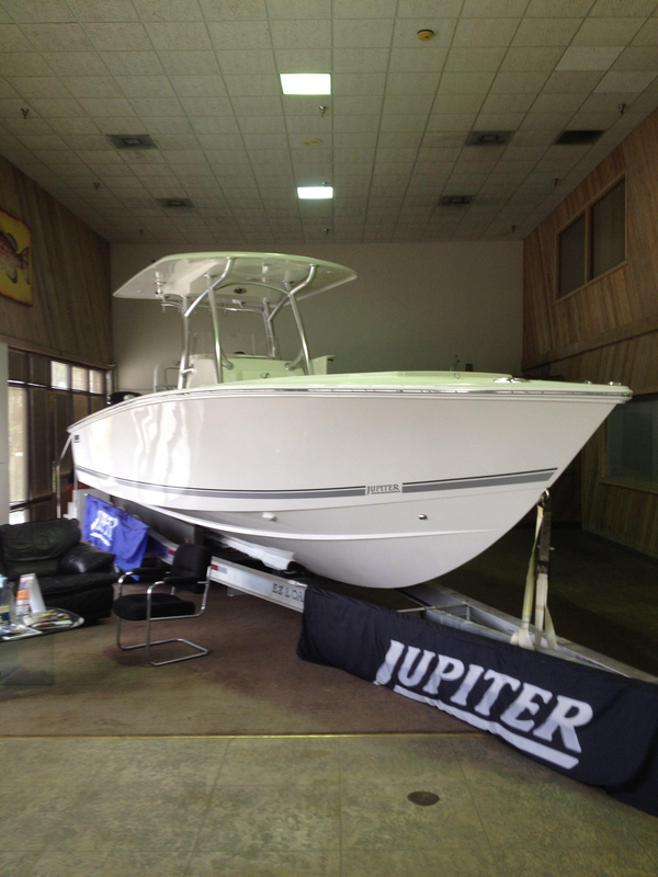 New Jupiter 32 Center Console Fishing Boat For Sale