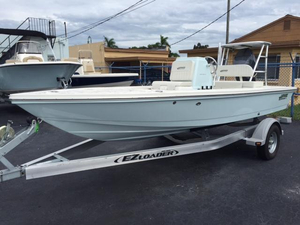 New Hewes Redfisher 16 Flats Fishing Boat For Sale