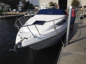 Used Chapparal signature 260 Cruiser Boat For Sale