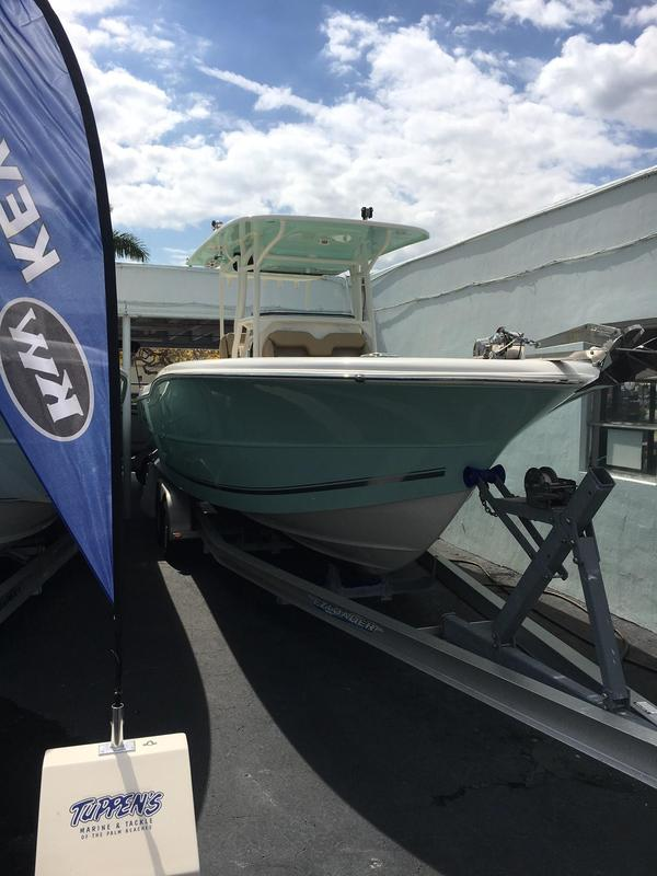 New Key West 281CC Billistic Center Console Fishing Boat For Sale