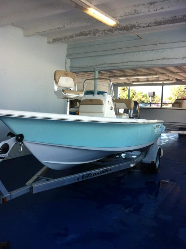 New Key West 176 Bay Reef Bay Boat For Sale