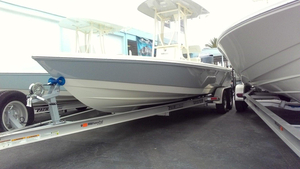 New Pathfinder 2400 TRS Center Console Fishing Boat For Sale