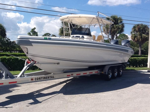 Used Novurania Chase 31 ft Tender Boat For Sale