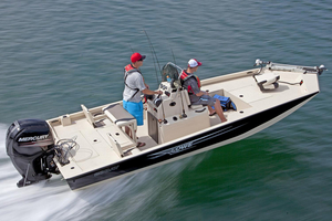 New Lowe 20 Bay Boat For Sale