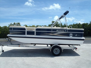 New Hurricane Fundeck Center Console Fishing Boat For Sale