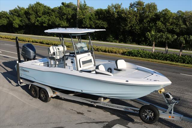 2017 new crevalle boats center console fishing boat for for Center console fishing boats for sale