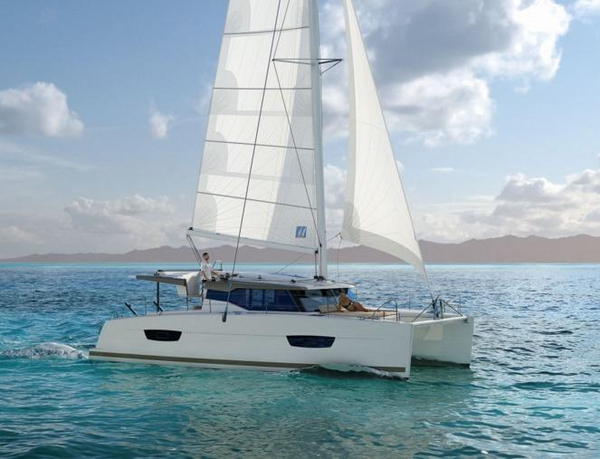 New Fountaine Pajot Lucia 40 Catamaran Sailboat For Sale