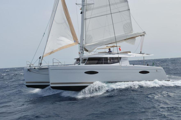 New Fountaine Pajot Helia 44 Catamaran Sailboat For Sale