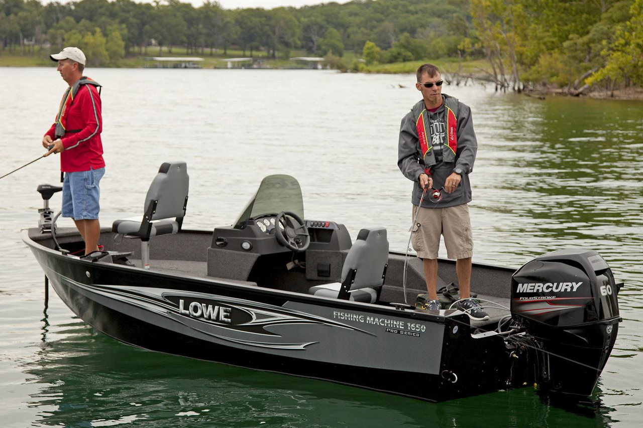 2016 new lowe fm 165 pro sc aluminum fishing boat for sale for Used aluminum fishing boats for sale in michigan