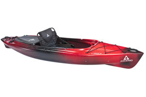 New Ascend D10 Sit-In (Red/Black) Kayak Boat For Sale