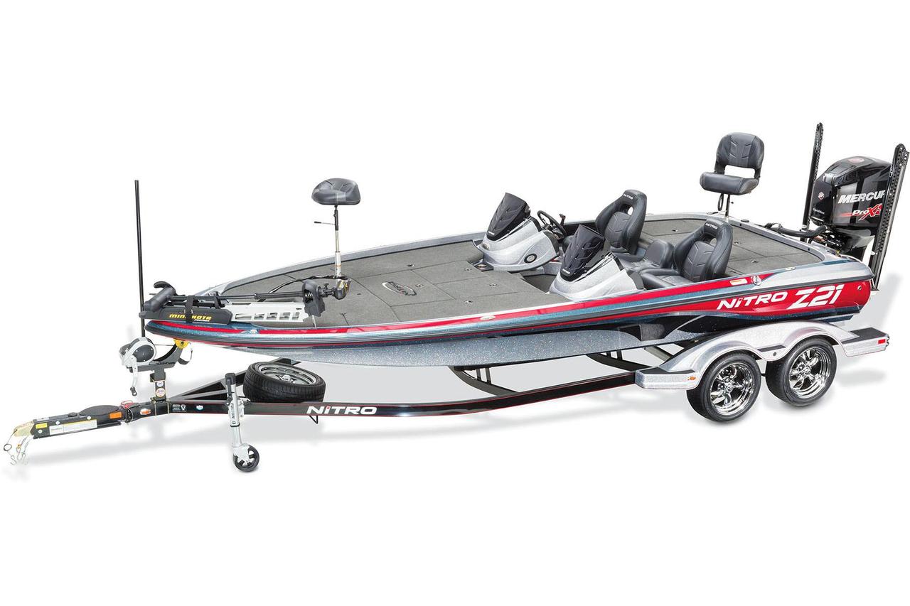 2016 new nitro z21 bass boat for sale 47 995 for Nitro fishing rods