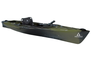 New Ascend FS10 Sit-In (Camo) Kayak Boat For Sale
