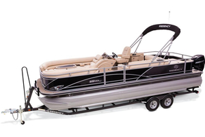 New Regency 254 DL3 Pontoon Boat For Sale