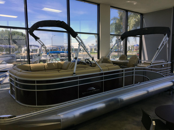 New Bennington 2575 RSD Pontoon Boat For Sale