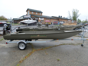 New Gator Trax 14x38 Rogue Jon Boat For Sale