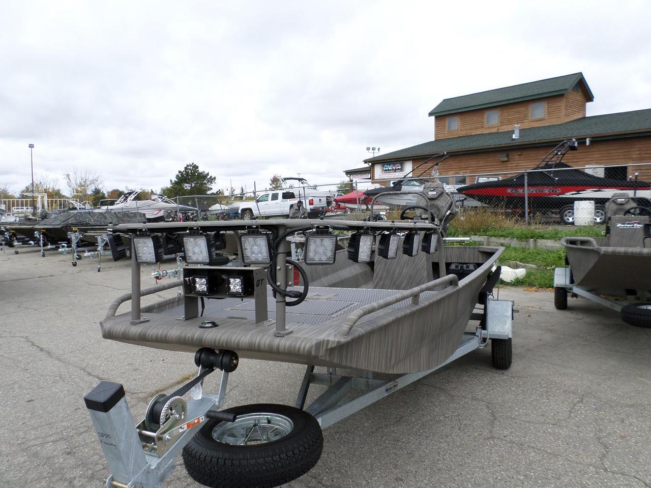 2016 New Gator Tail Gtb1754 Jon Boat For Sale 23 995