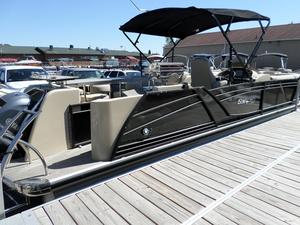 New Sanpan sp2500cb3 Pontoon Boat For Sale