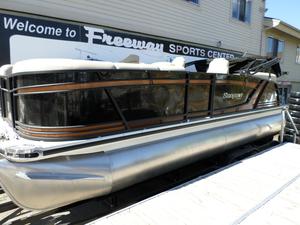 New Sanpan SP2200ULC3      TRIPLE TU Pontoon Boat For Sale