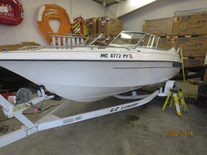 Used Sunbird Bowrider Boat For Sale