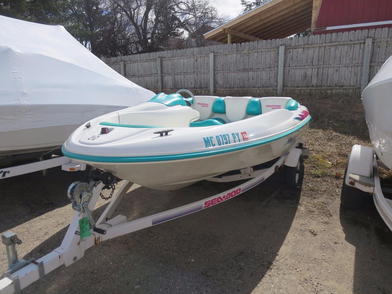 Photos of Used Sea Doo Jet Boats For Sale