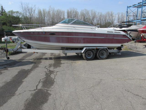 Used Slickcraft 23 Cuddy Cruiser Boat For Sale